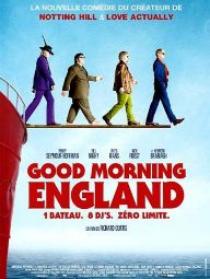 Good Morning England de Richard Curtis