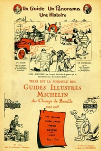 Guide Michelin des champs de bataille
