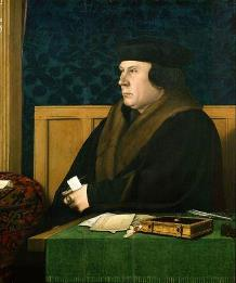 Thomas Cromwell par Hans Holbein